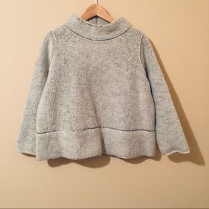 Zara | Mock Neck Sweater